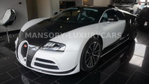 Mansory asking 2.5M EUR for Bugatti Veyron Vivere