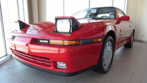 Calgary dealership has new 1990 Toyota Supra for sale with only 93 kilometres