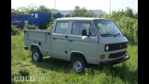 Volkswagen Transporter DoKa Pickup
