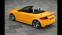 Audi TTS Roadster Competition