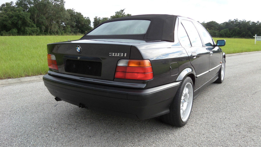 1993 BMW 3 Series Baur TC4