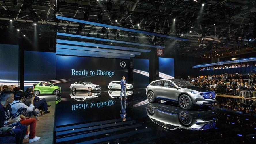 2017 Smart Electric Drive Paris Motor Show