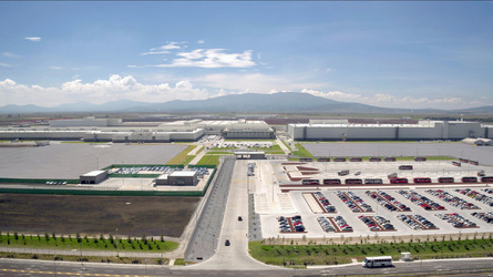 Audi opens new Q5 factory in Mexico