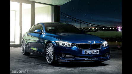 Alpina BMW B4 Bi-Turbo Coupe