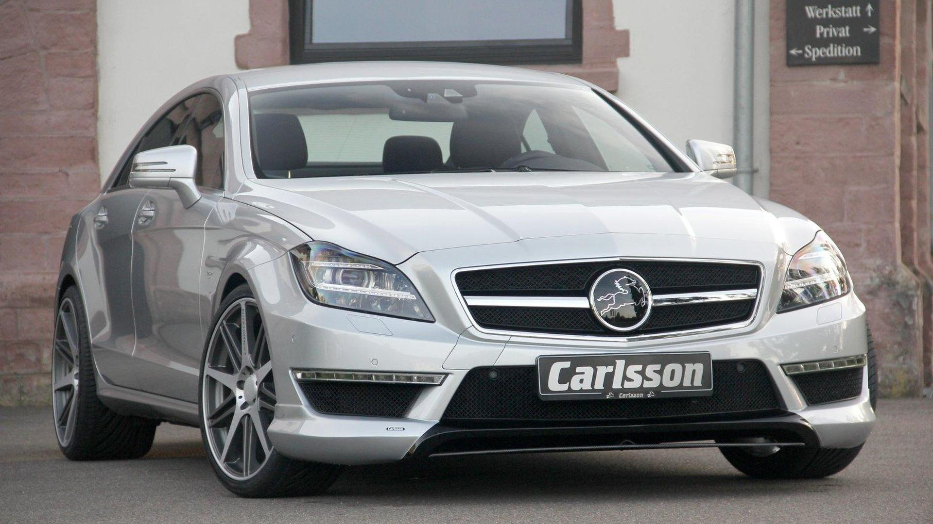 Carlsson bought by Chinese
