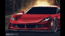Chevrolet Corvette Zora ZR1 Concept