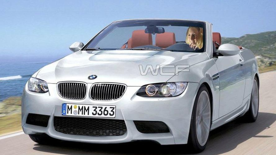 SPY PHOTOS: BMW M3 Coupe Undisguised