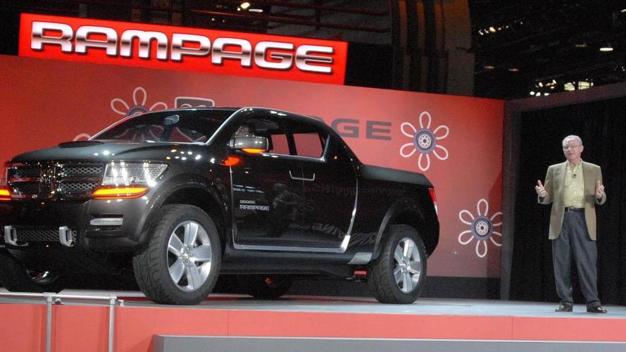 Ram developing minivan based pickup - report