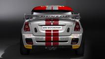 The MINI John Cooper Works Coupé Endurance racer [videos]