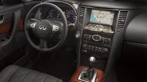 2012 Infiniti FX facelift unveiled