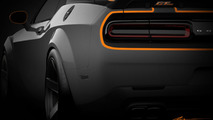 FCA teases four concepts for SEMA including an AWD Dodge Challenger