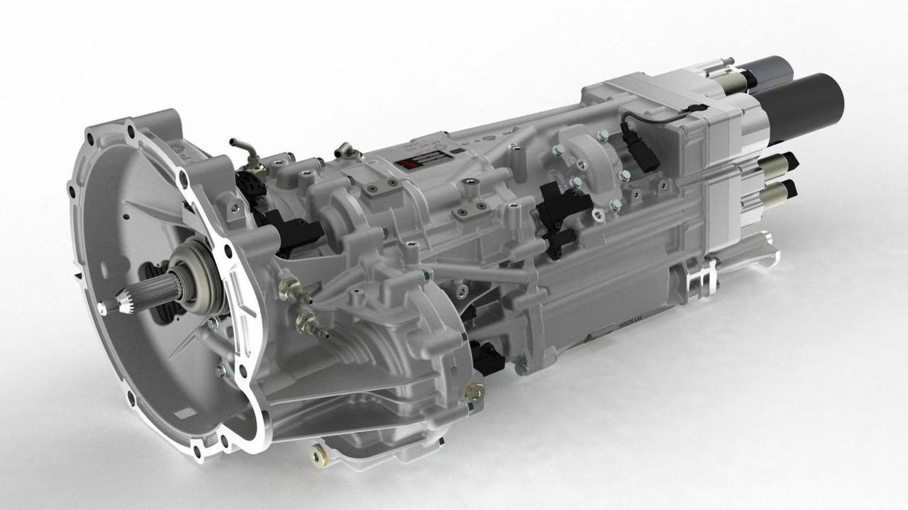 Automatic Manual Transmission for the Lamborghini Aventador
