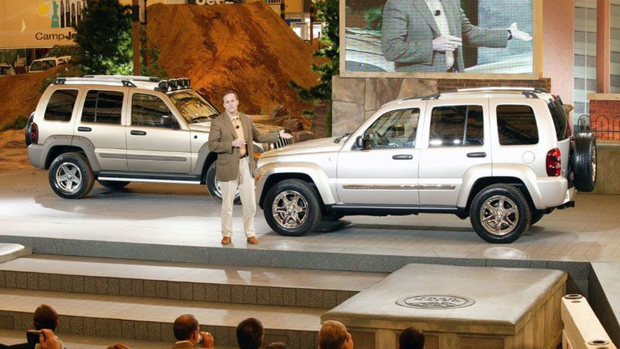 Jeep Liberty CRD Diesel and Jeep Renegade