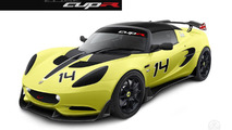2014 Lotus Elise S Cup R track-only model revealed