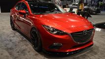 Mazda Vector 3 live at SEMA 06.11.2013