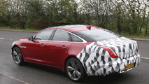 2015 Jaguar XJ facelift spied for the first time