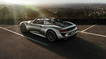 Jay Leno test drives the Porsche 918 Spyder [video]