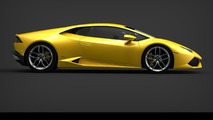 Alleged Lamborghini Gallardo successor official photo hits the web