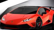 Lamborghini Huracan already rendered in Roadster and Superleggera flavors