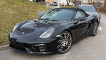 WCF reader spots Porsche Boxster GTS completely undisguised