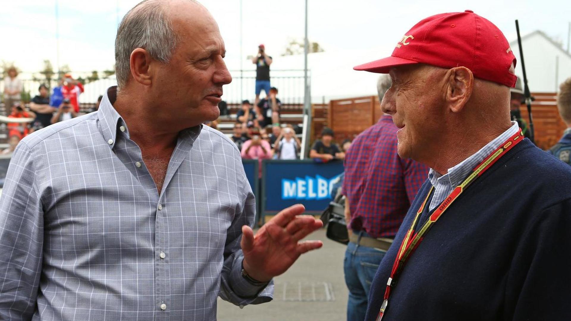 Sport is 'formula engine' now - Lauda