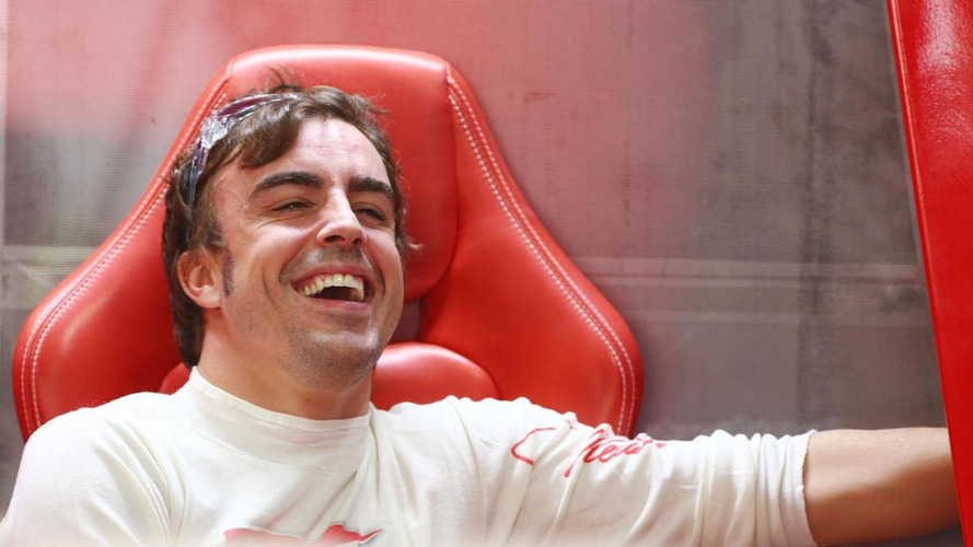 Alonso's mind games 'like Muhammad Ali' - Mateschitz