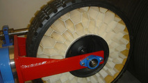 Honeycomb tire of the future