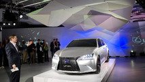 Lexus considering GS Coupe - report