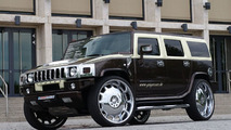 GeigerCars Hummer H2 supercharged - Latte Macciatto