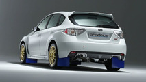 Prodrive Launches Latest Impreza Group N Rally Car
