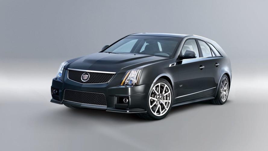 Cadillac CTS-V Sport Wagon U.S. pricing announced