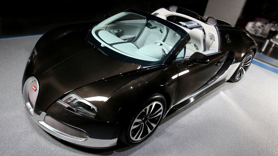 Bugatti Veyron Grand Sport to get a power boost?