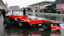 More hard rain at Hockenheim before final practice