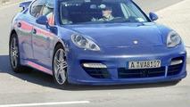 Porsche Panamera Production to Commence April 2009