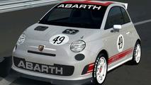 Fiat 500 Abarth Assetto Corse