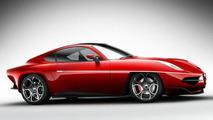 Carrozzeria Touring Superleggera Disco Volante 2012 concept leaked photo - low res - 02.3.2012