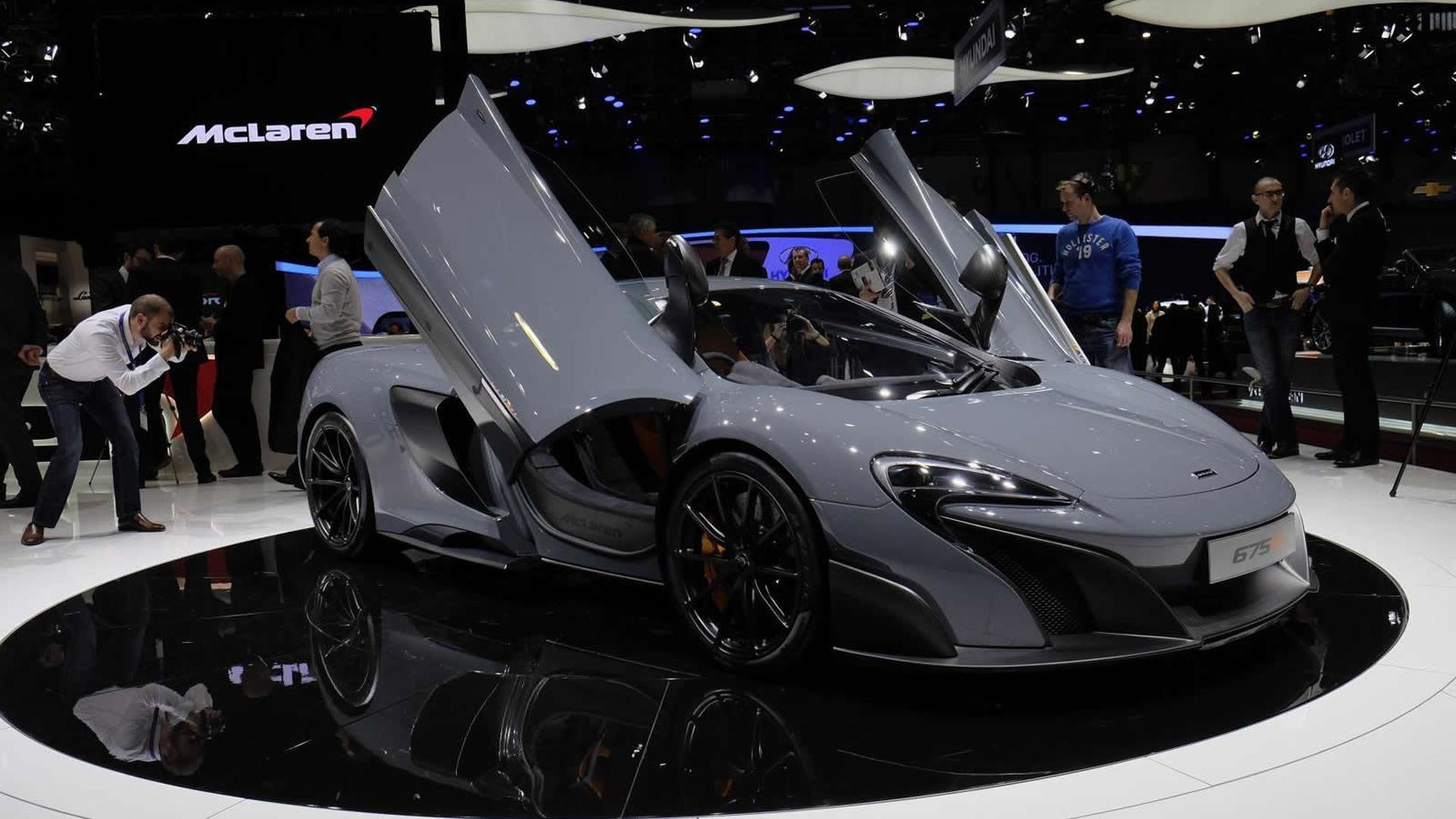 McLaren 675LT limited production confirmed; debuts in Geneva