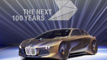 BMW's electric, self-driving flagship is coming in 2021