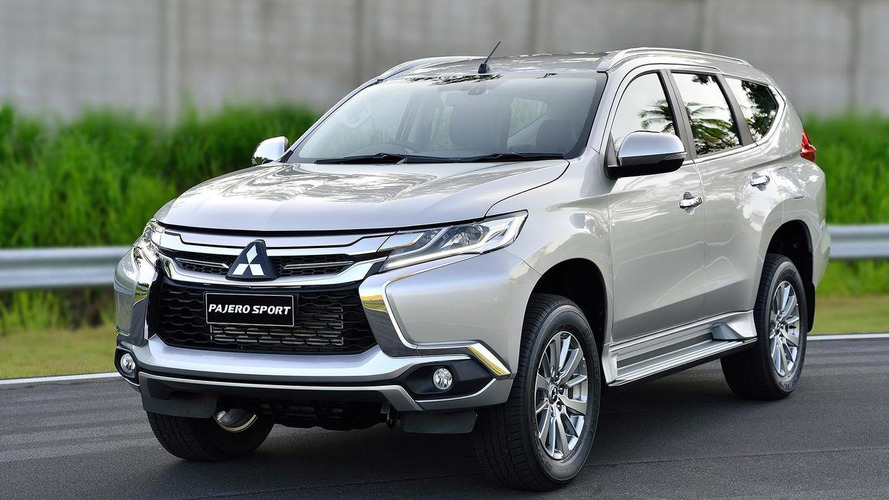 2016 Mitsubishi Pajero Sport officially unveiled [96 photos + video]