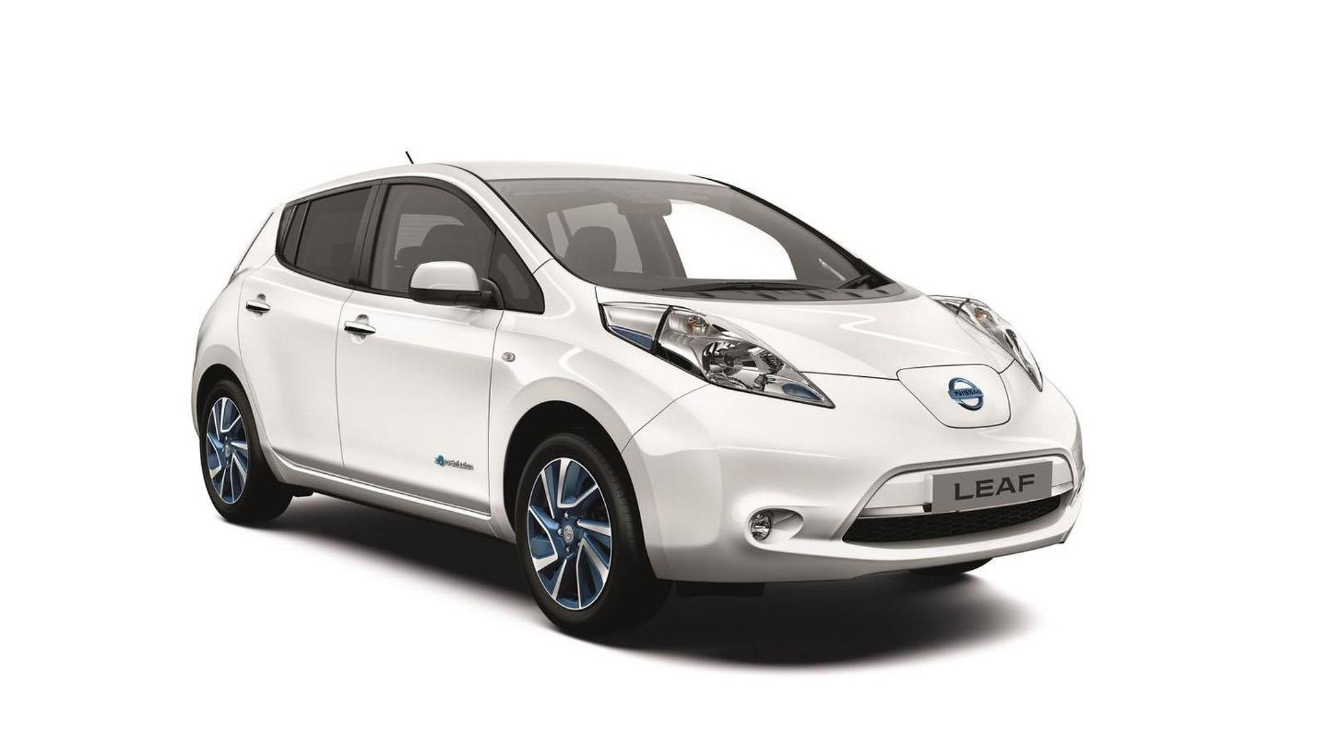 Next generation Nissan Leaf could spawn crossover