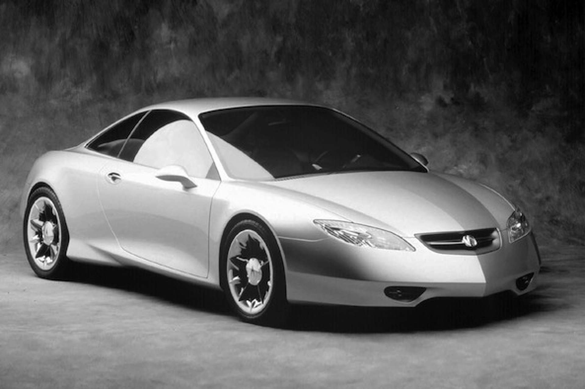 Acura CL-X Concept: The Sporty Coupe That Never Was
