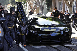 Relive the Touching Tale of Miles Scott With This 'Batkid Begins' Trailer