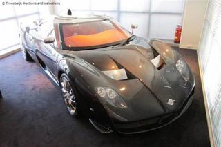 Spyker Assets Aren't Being Auctioned, Debts Paid Off