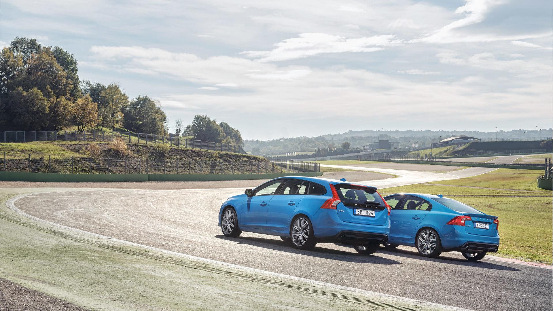 Stronger Volvo S60, V60 Polestar get 4-cylinder engine | Motor1.com