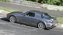 SPY PHOTOS: Honda NSX Mule On Track