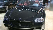 Maserati Premieres Quattroporte GT S