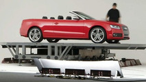 Audi S5 Cabriolet Arrives Next Year