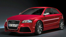 RENDERING: Audi A3 TDI Clubsport Concept as RS3