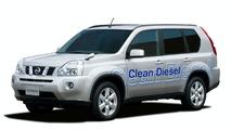 Nissan X-TRAIL Clean Diesel Prototype