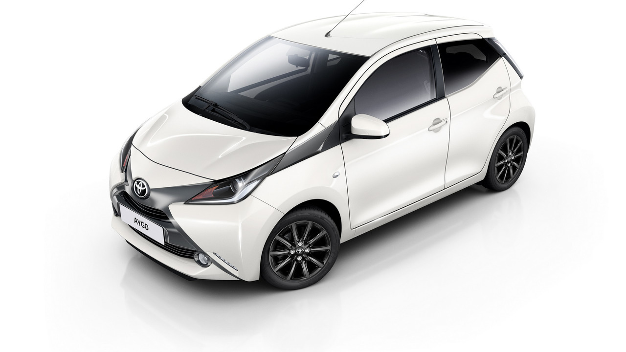 Toyota Aygo x-style